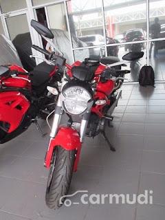 2012 DUCATI MONSTER 696 Forsale - JAKARTA