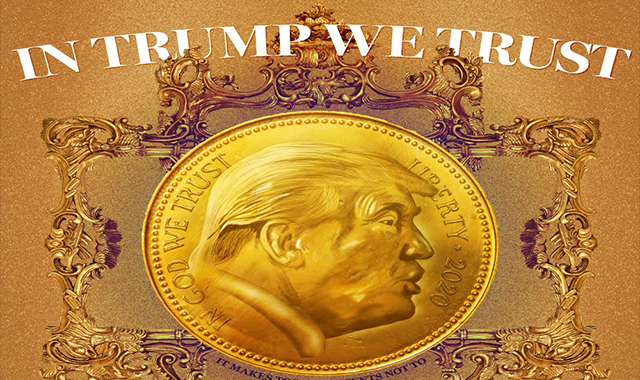 President Trump Gold Coin
