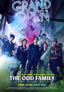 The Odd Family: Zombie On Sale 2019 Korean 480p HDRip 550MB With Subtitle