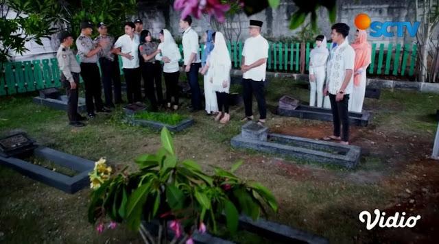 Apa!!! Jenar ditangkap karena membunuh Bu Ayu - Cinta Karena Cinta SCTV Episod 134-135