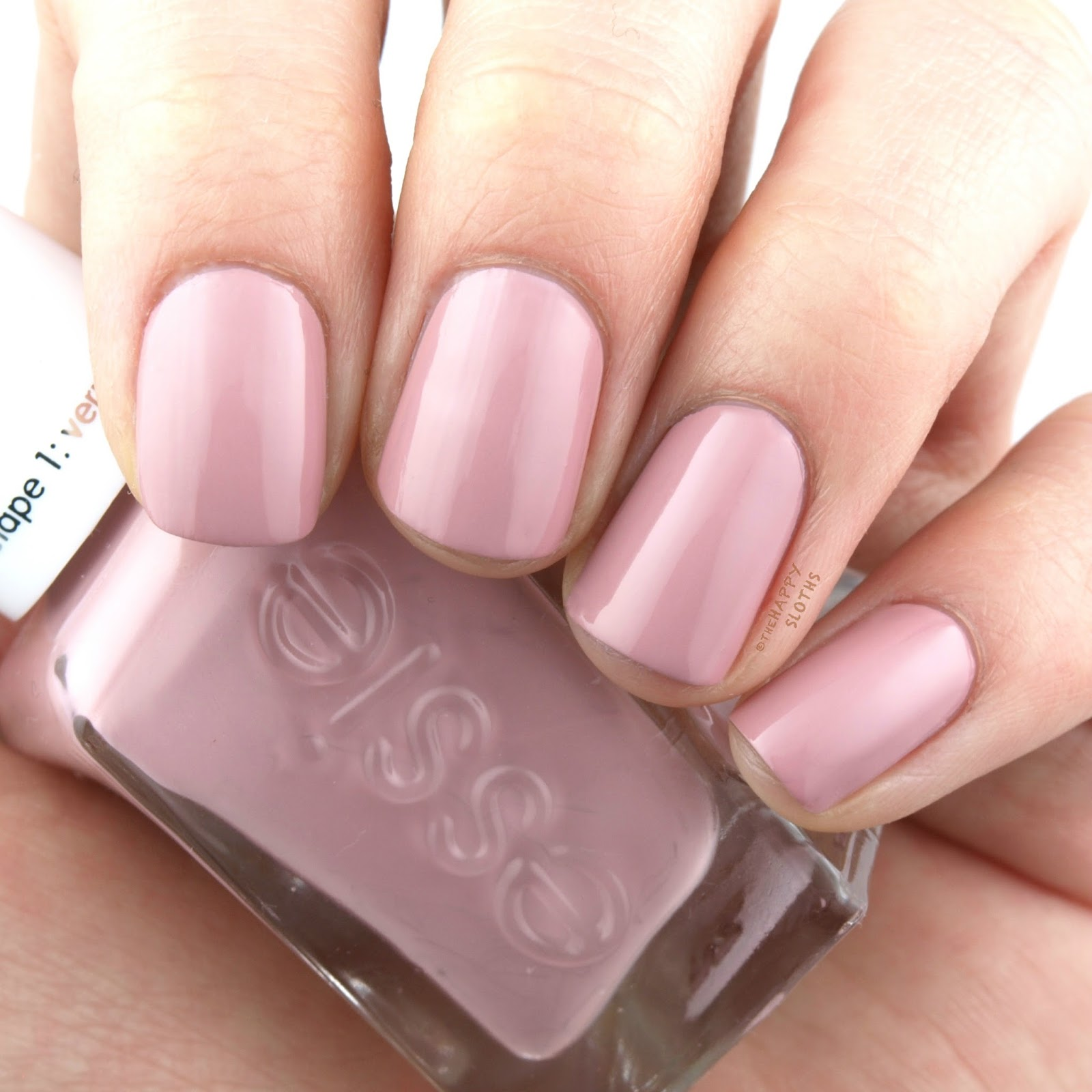 "Essie Gel Couture | Spring 2018 Enchanted Collection in ""Princess Charming"": Review and Swatches"