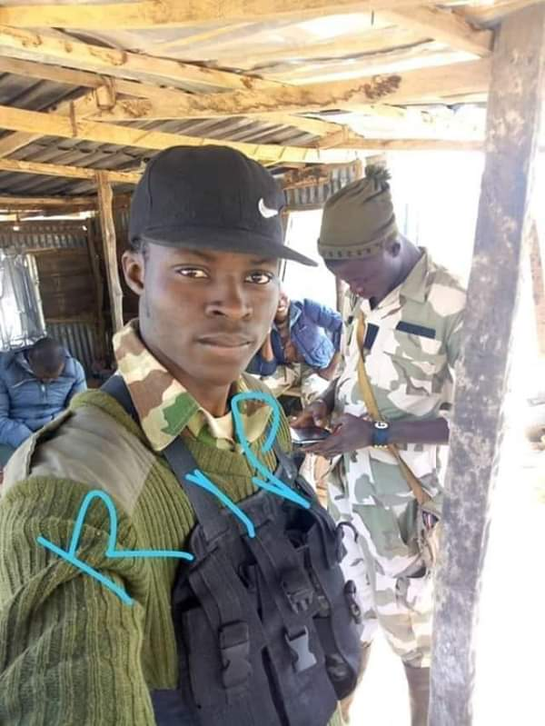 Soldier dead due to Boko Haram insurgence 4 Days Prior His Wedding Day