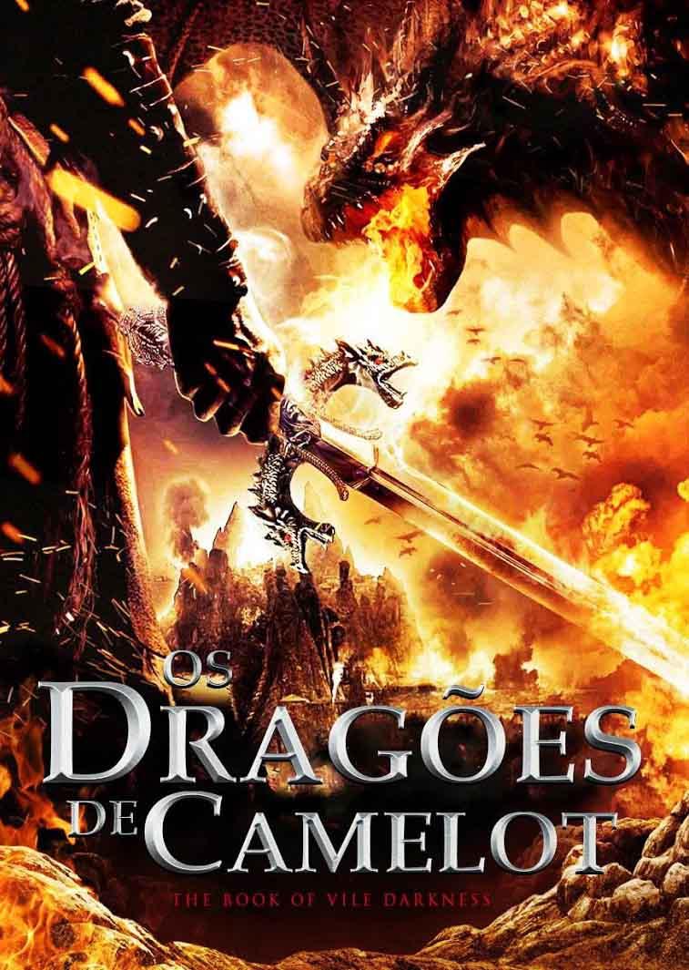 Os Dragões de Camelot Torrent - Blu-ray Rip 1080p Dual Áudio (2015)