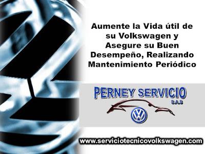 Soluciones en Mantenimiento Volkswagen