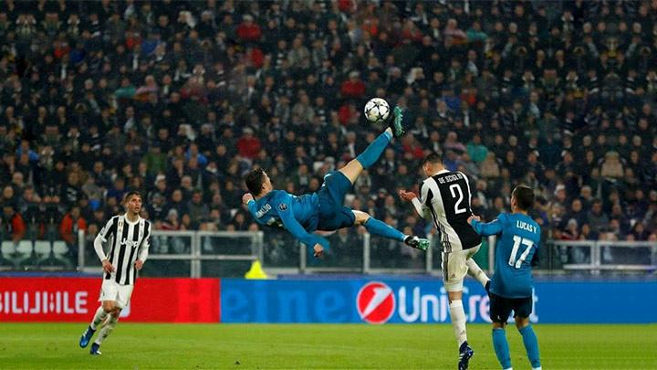 Cristiano Ronaldo Goal vs Juventus - 03-04-2018
