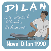 Novel Dilan dan Milea 1990 - 1991 APK v1.3 for Android Latest Version Terbaru 2018 - JemberSantri