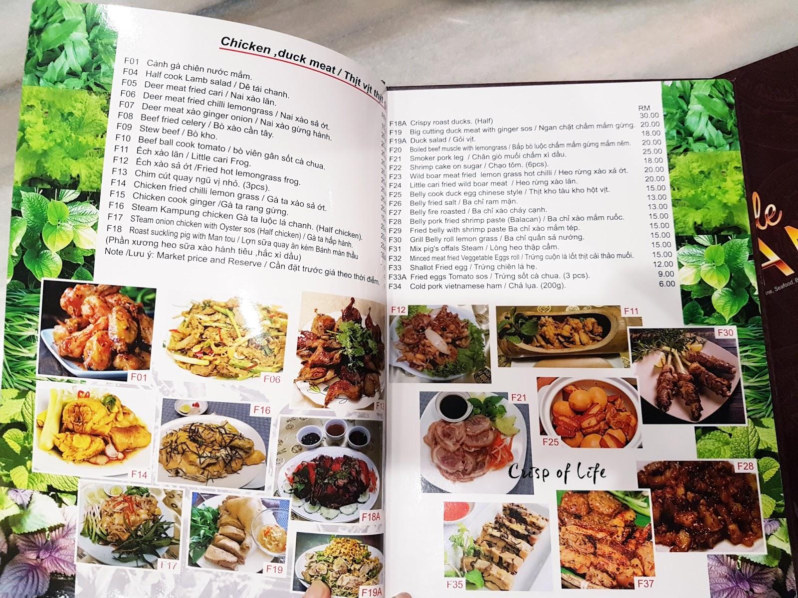 Little Hanoi Jalan Perak Penang
