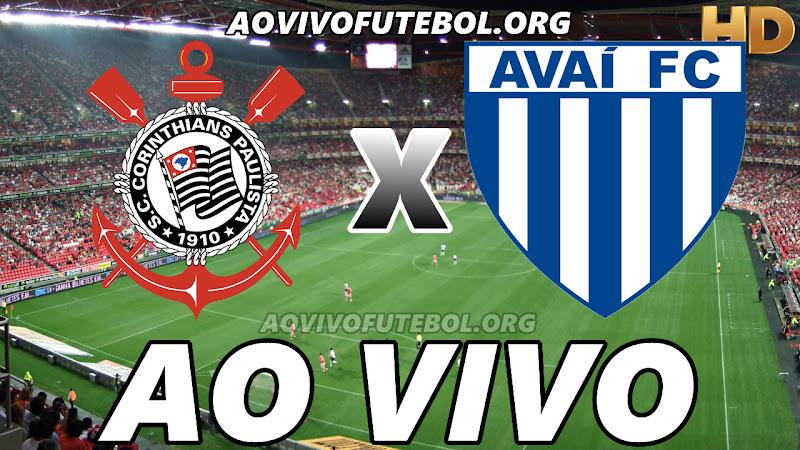 Assistir Corinthians vs Avaí Ao Vivo HD