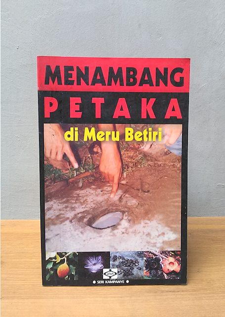 MENAMBANG PETAKA, Siti Maimunah