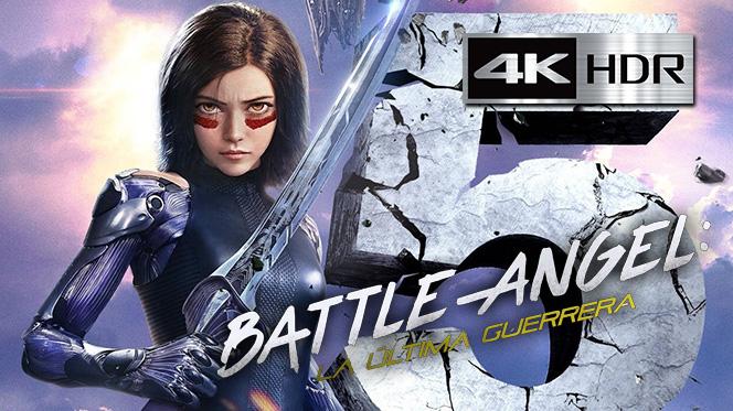 Battle Angel: La última guerrera (2019) REMUX 4K UHD [HDR] Latino-Castellano-Ingles