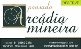 Pousada Arcadia Mineira - Ouro Preto, MG