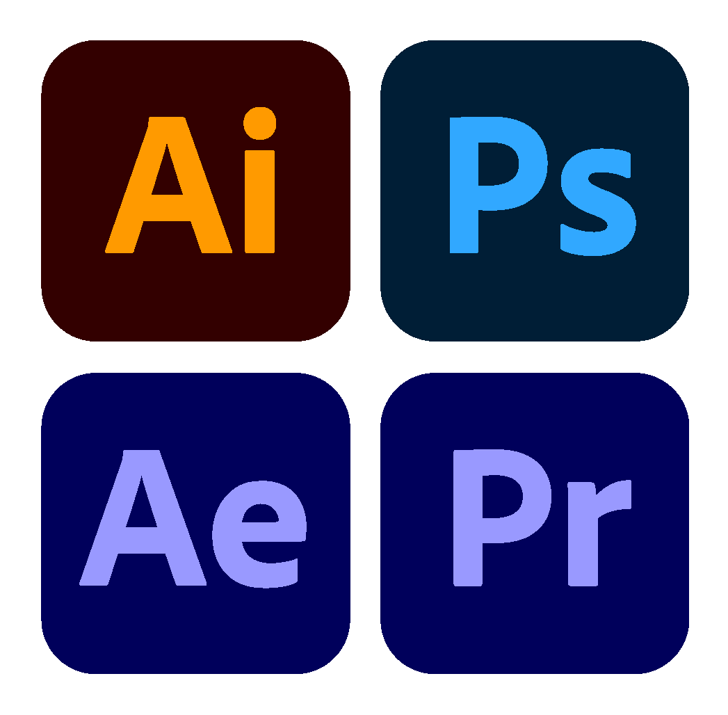 Illustrator Photoshop Premiere Pro After Effects Logos Vector Download #photoshop #illustrator #coreldraw #windows #programme #svg #eps #psd #ai #premierepro #graphics #adobe #aftereffects #adobe #freepik #illustration #vectorartist #vectorartwork #vectorart #graphic #icon #icons #vector #design #socialmedia #designer #logo #logos #button #buttons