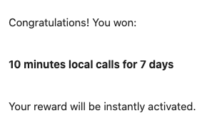 soeasy rewards of ten minutes