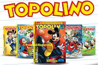 Logo ''Con Gelocity Illusion puoi vincere un abbonamento a Topolino''