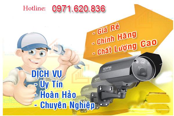 Lắp Đặt Camera Quan Sát Huyện Sơn Tịnh