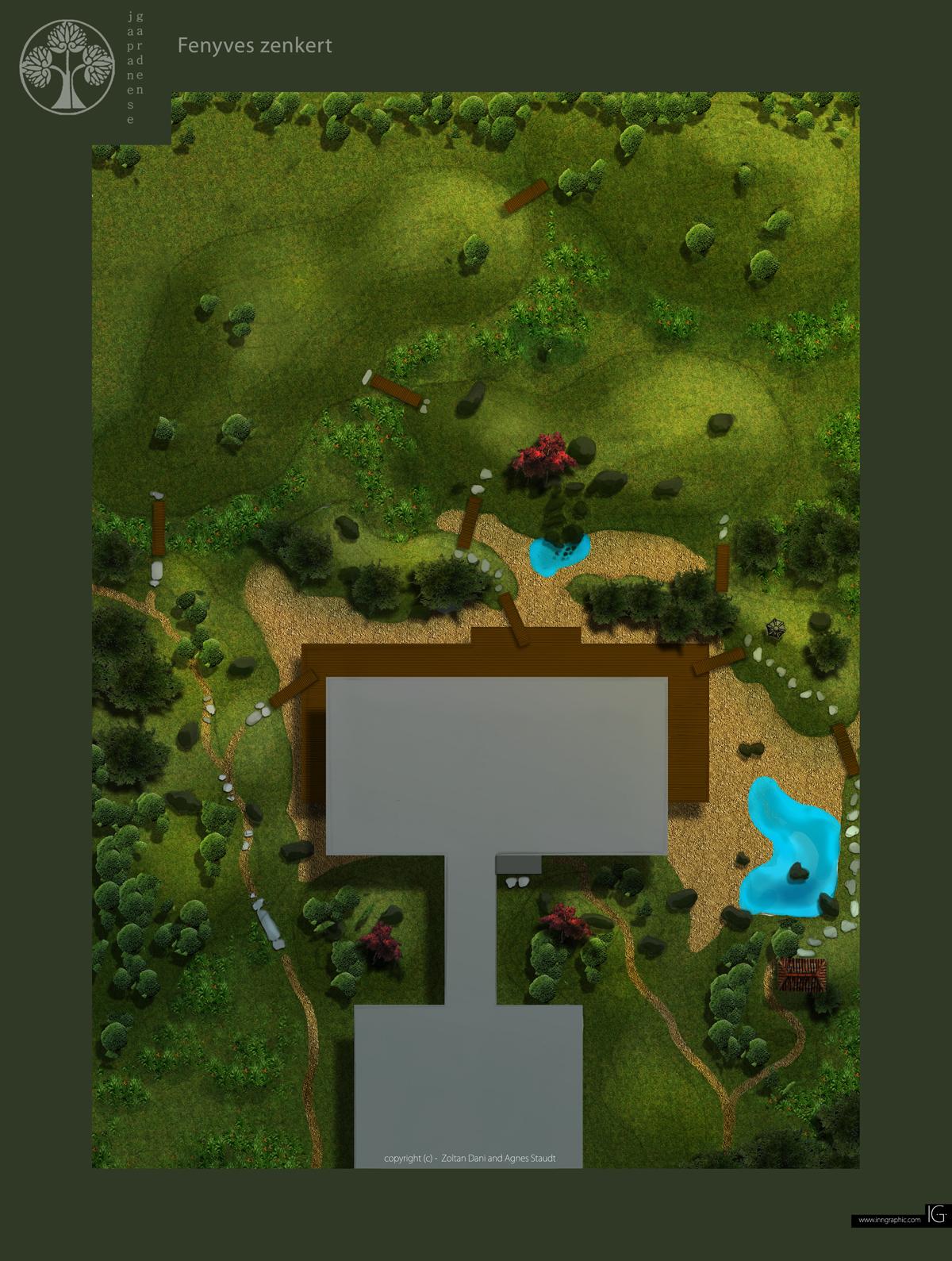 Agnes STAUDT: Graphic Design- Interior, Garden Design