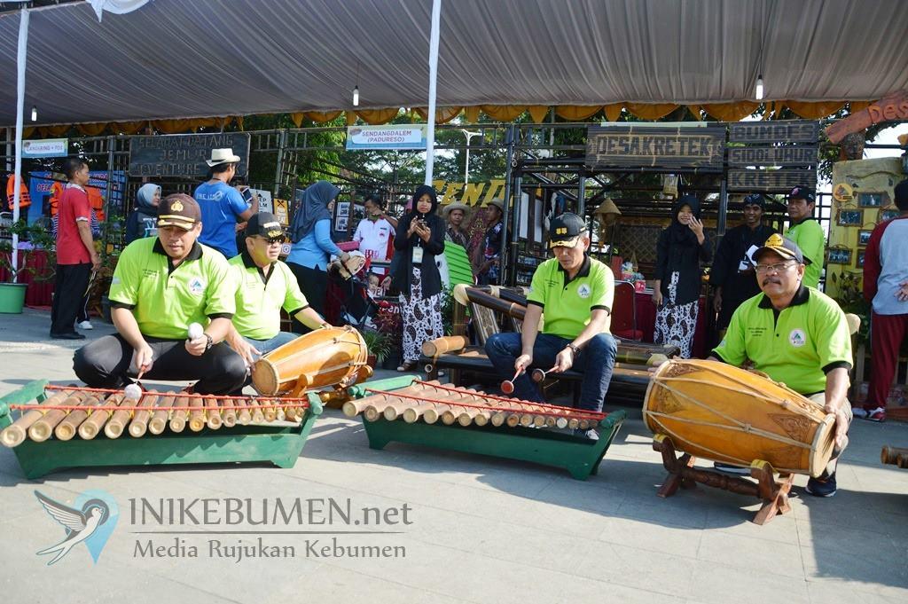 Mulai Hari ini, 16 Desa Ramaikan Festival Desa Wisata Kebumen