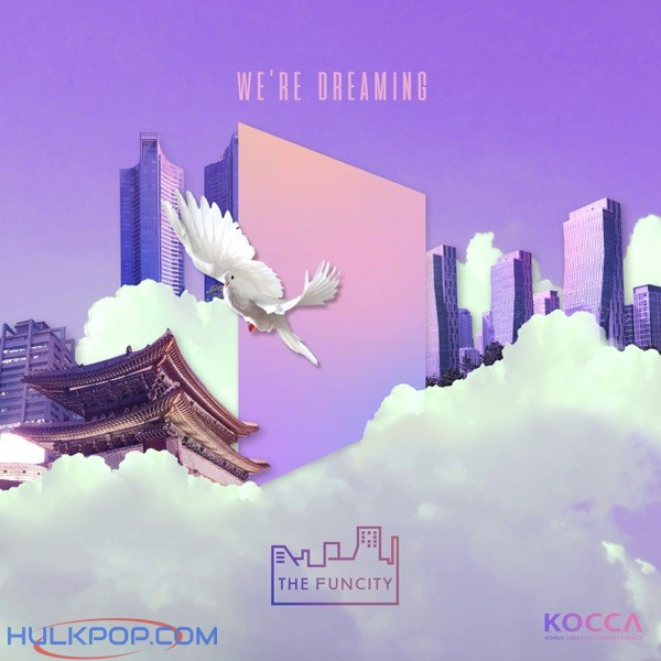 The FunCity – We're Dreaming – EP