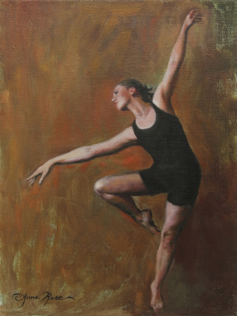 Paintings By Anna Rose Bain