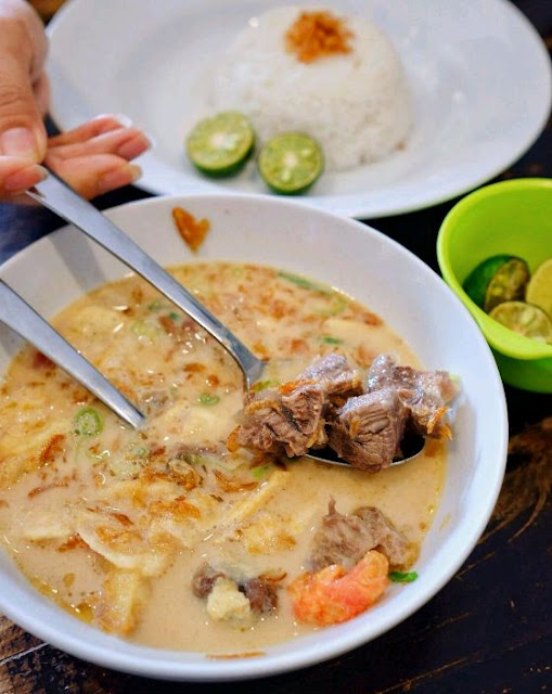 Soto betawi - things to do in Jakarta