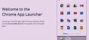 Chrome app launcher mac. Google launched desktop style Chrome Apps and Launcher for Mac