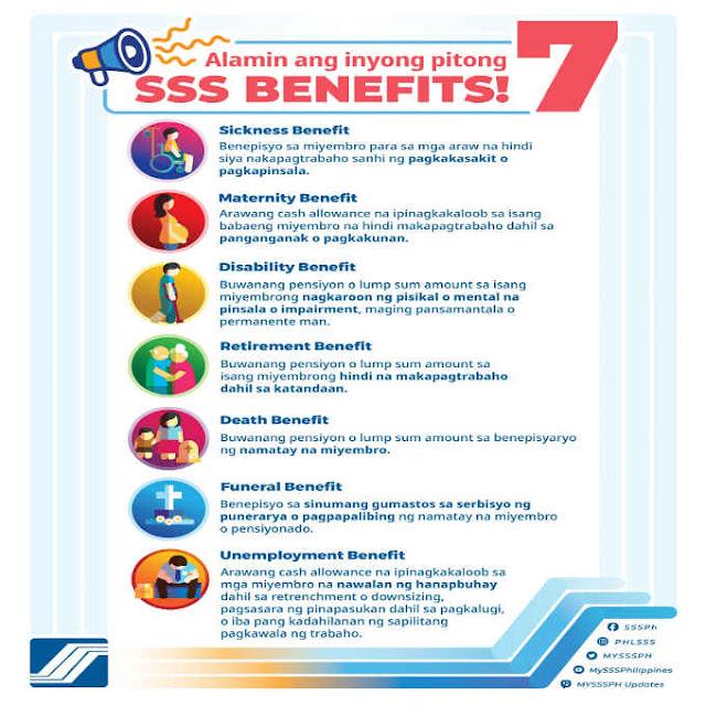 pitong sss benefits