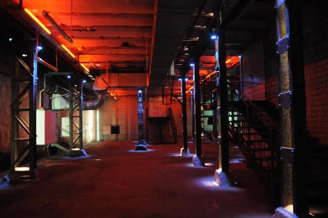 Ruhrtriennale, Jahrhunderthalle Bochum, kunstenfestival Ruhrgebied,