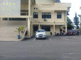 Pimpinan DPRD Muko-muko Study Banding Penanganan C19 Disekretariat DPRD  Lahat