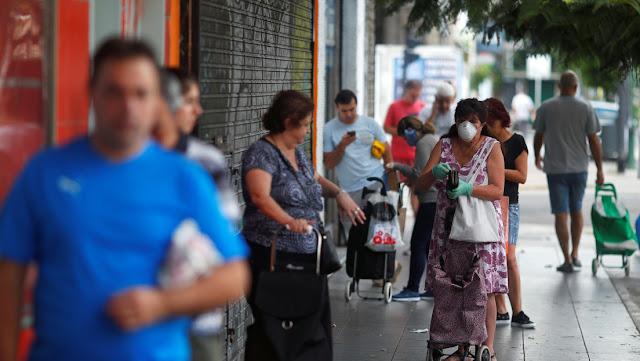 Argentina reporta 4 nuevas muertes por coronavirus y el total de fallecidos asciende a 24
