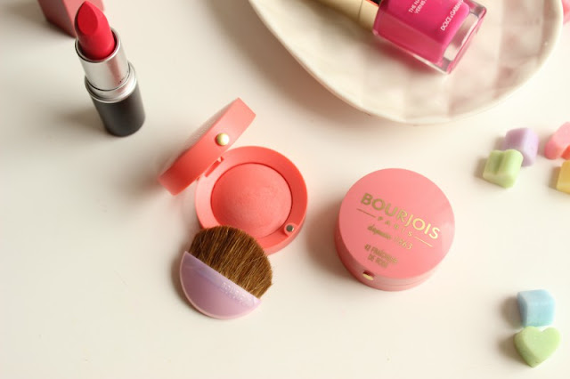 New Bourjois Little Round Pot Blushes Shades