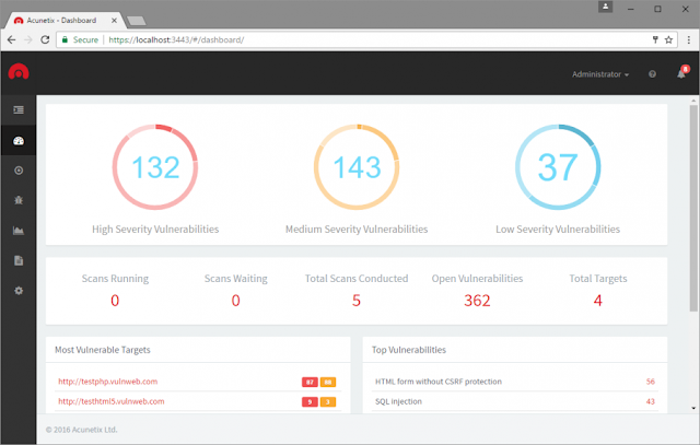 0001_web-based-user-interface-910x579 Acunetix v11 - Web Application Security Testing Tool Technology