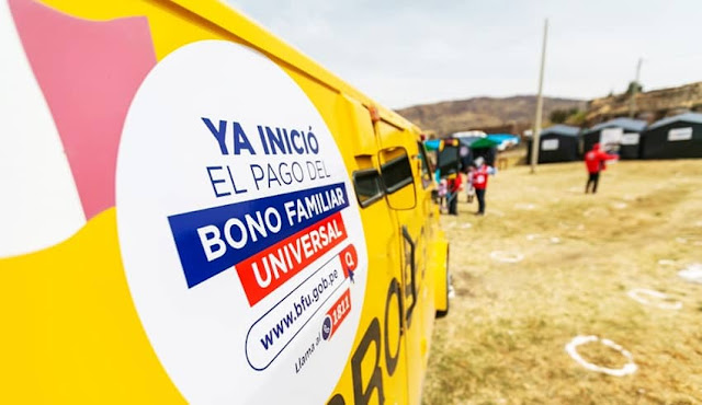 Como cobrar Bono Universal en Carritos Pagadores