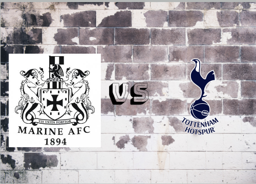 Marine vs Tottenham Hotspur  Resumen y Partido Completo