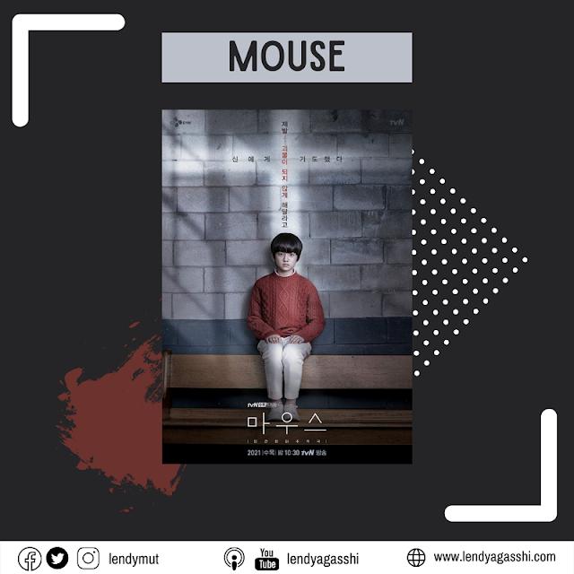Review dan Resensi Drama Korea Mouse Lee Seung Gi