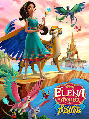 Elena Of Avalor Realm Of The Jaquins [Latino]