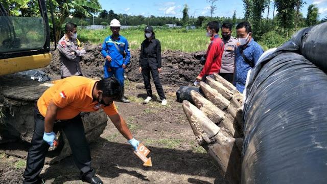 Satu Pekerja Proyek Bypass BIL-Mandalika dari Penujak Tewas Tertimpa Gulungan Terpal