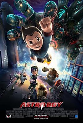 Sinopsis film Astro Boy (2009)