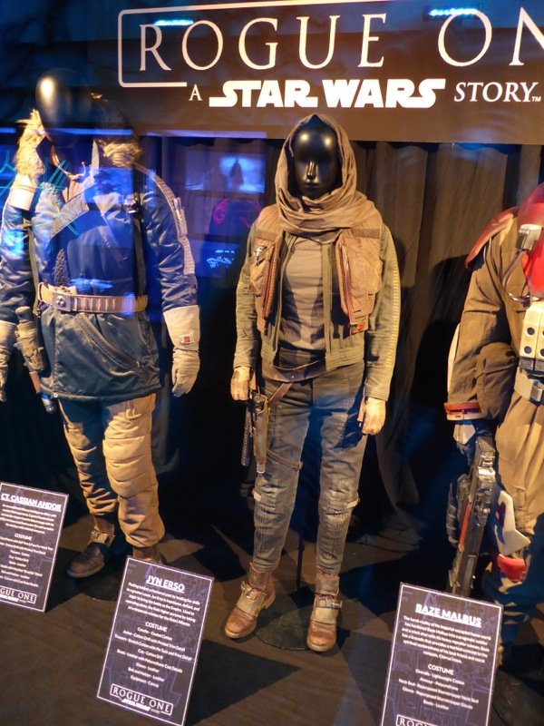 Felicity Jones Rogue One Jyn Erso costume