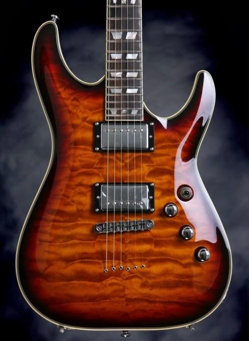 live tone guitar ltg schecter guitars schecter c 1 custom 3 tone sunburst. Black Bedroom Furniture Sets. Home Design Ideas