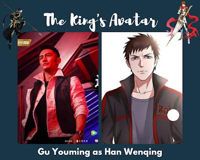 Gu Youming as Han Wenqing