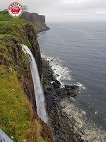 Escocia, Skye Island, Meat Falls