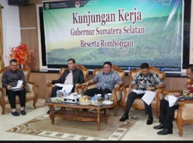Gelar Rakor Khusus Terkait  Isu Teror Harimau Sumatera