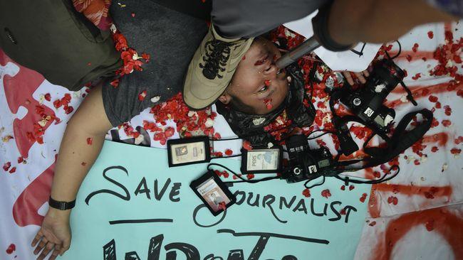 Tak Hanya Alami Kekerasan Fisik, Jurnalis Tempo Juga Diancam Dibunuh