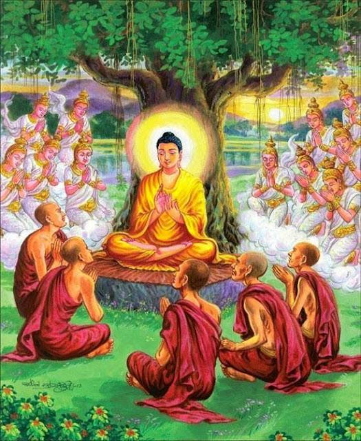 Đạo Phật Nguyên Thủy - Tìm Hiểu Kinh Phật - TRUNG BỘ KINH - An trú tầm