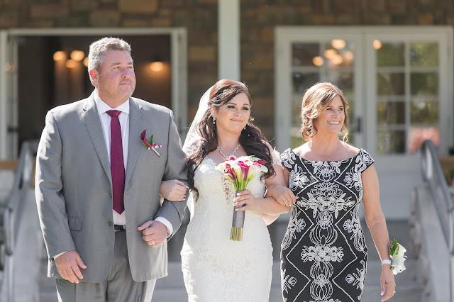 Ceremony at Shenandoah Mill by Micah Carling Photography