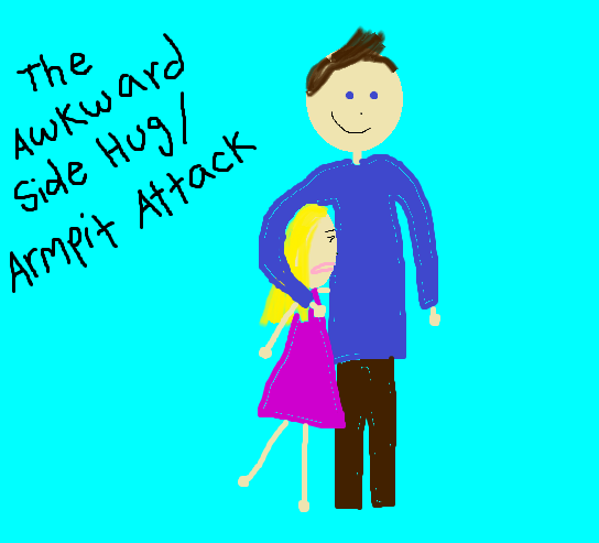 Mad World: Awkward Hugging