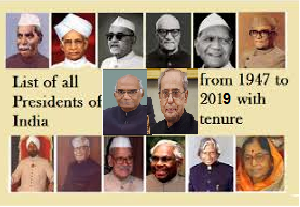 TOP-10 QUIZ ON INDIAN PRESIDENT PART-1