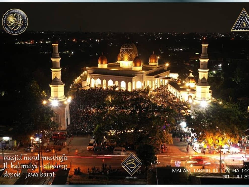 Galeri Malam Takbir Idul Adha 1441 H