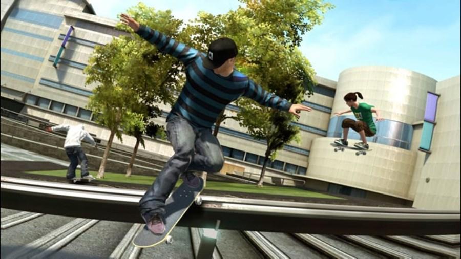 Download game skate 3 pc full version