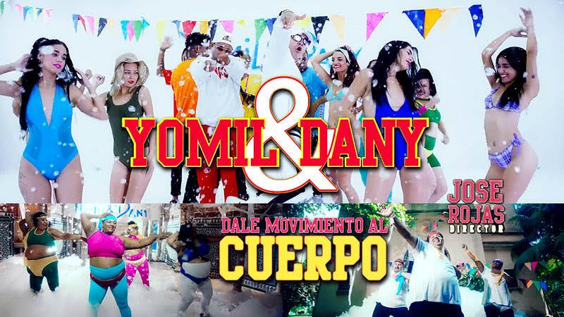 Yomil y el Dany - ¨Dale movimiento al cuerpo¨ - Videoclip - Director: Jose Rojas. Portal Del Vídeo Clip Cubano